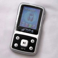 MP3 MP4 Player with Speaker