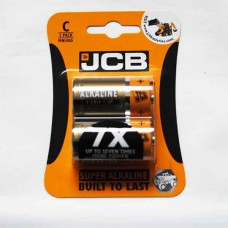 JCB C Size Batteries Pack of 2 LR14