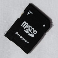 Micro SD to SD adaptor