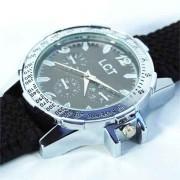 Stainless Steel Analog Quartz Watch