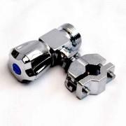 Self plumbing 15mm tap kit 3/4BS