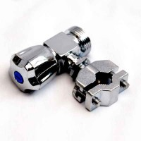 Self plumbing 15mm tap kit 3/4BS