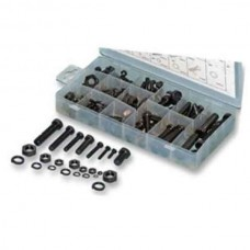 Nut and bolt kit 240 pieces - Duratool | Electricspare