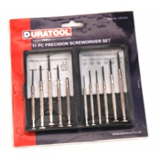 Precision Screwdriver set 11 pieces D00394