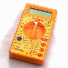 Duratool LED multimeter DT830B