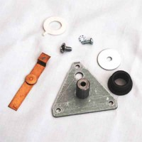 White Knight tumble dryer drum bearing kit