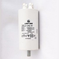 Capacitor 20uF motor start run reverse universal fit