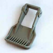 Tumble dryer spares door handle grey - White Knight | Electricspare